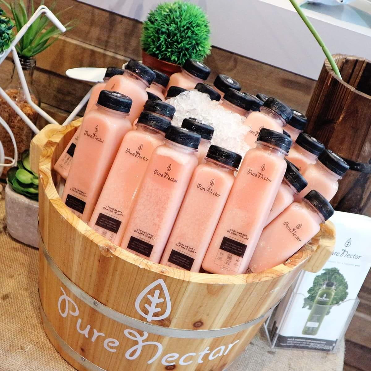 PURE NÉCTAR #smoothies #jugos #prensados #detox #sustentable #franchising #franquicias #entrepreneur #startups fgroupargentina https://t.co/m7lVBHubYJ