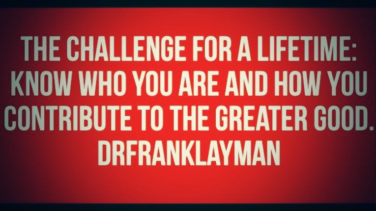 Great #DrFrankLayman #ThursdayThoughts #Rise https://t.co/p3glFxKQ8t https://t.co/xXsU26a0om https://t.co/nTHy3fMrCc https://t.co/IQRxETwREd