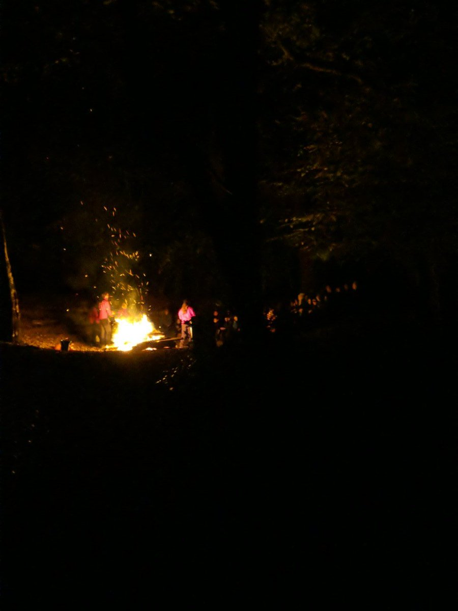 test Twitter Media - Campfire at our Oxford residential. https://t.co/SOzcqmkd3F