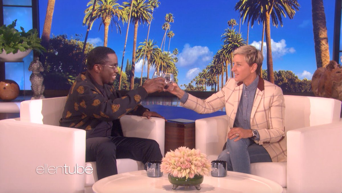 RT @TheEllenShow: .@Diddy's story about spending summer with an Amish family is something you have to hear. https://t.co/TZ0OxYwT8m