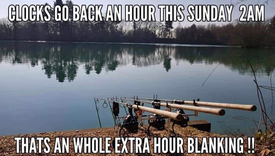 Oh well <b>Beat</b>s an extra hour at work. #carpfishing #winteriscoming https://t.co/uauhNAJWVx