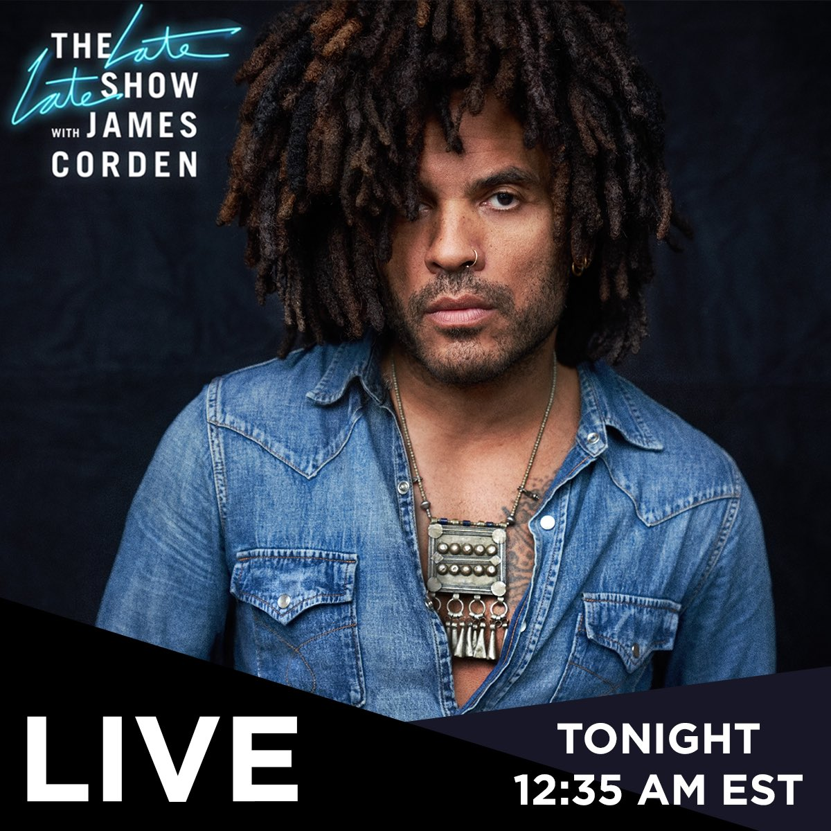 I'll be on the @latelateshow tonight https://t.co/dIDD5Q0Cy0