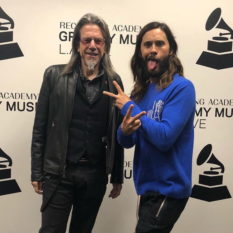 Hangin' out with @GRAMMYMuseum Executive Director @scottlgoldman ???????? https://t.co/vE3QKhJQWb