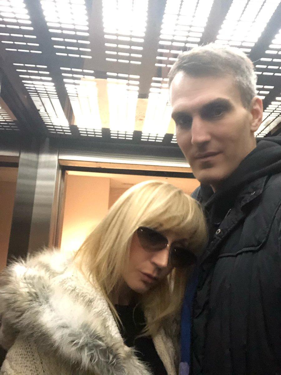 Уставшие, но довольные❤️ @iamzemtsov #кристинаорбакайте ????#kristinaorbakaite #михаилземцов https://t.co/AxNLVPTRCN