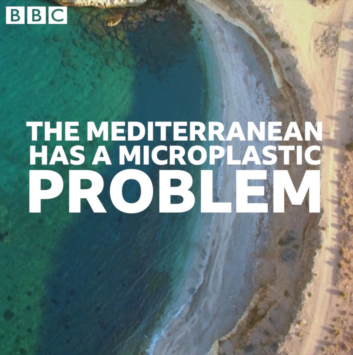 RT @BBCOne: .@Simon_Reeve explores the problem of plastic in the Mediterranean. This is shocking.   Via @BBC Two. https://t.co/qhzbH8hmTP