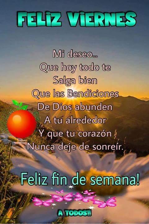 Buenos Díasq Dios Nos Bendiga A Todos Especialmente A Los Que