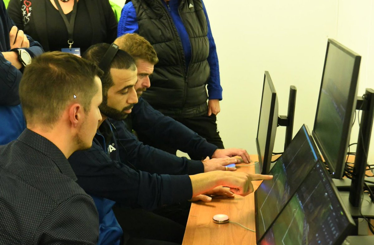 First FIFA VAR course for Member Associations held https://t.co/R7zeNkJabj #FootballTechnology https://t.co/onUHYpNc9G