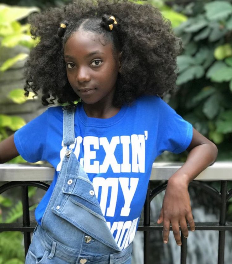 I just love this kid @KherisPoppin and have ordered my T Shirt ????#FlexininmyComplexion https://t.co/gkbguXXS20