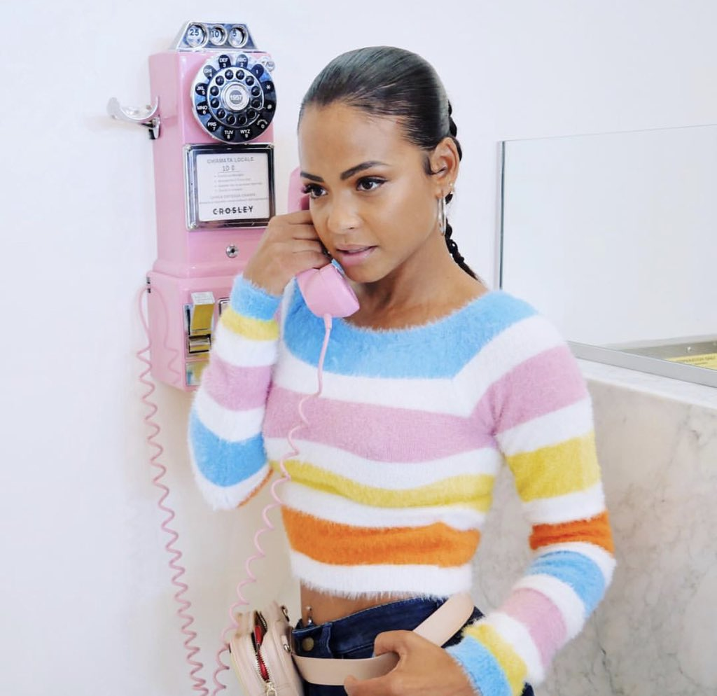RT @PeopleChica: When you call your bestie to hangout and she says no vs. when she says yes ???? @ChristinaMilian https://t.co/3BlJcCiLpP