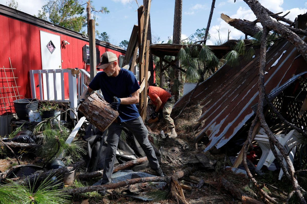 Hurricane Michael death toll raised to 45, with 35 in Florida alone