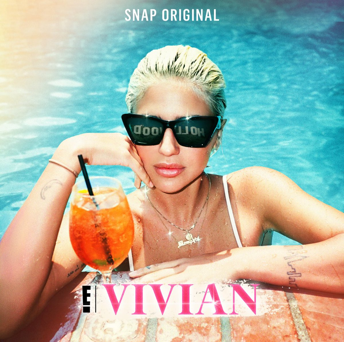 Have you watched Vivian on Snapchat Discover yet? It's pretty amazing, check it out!