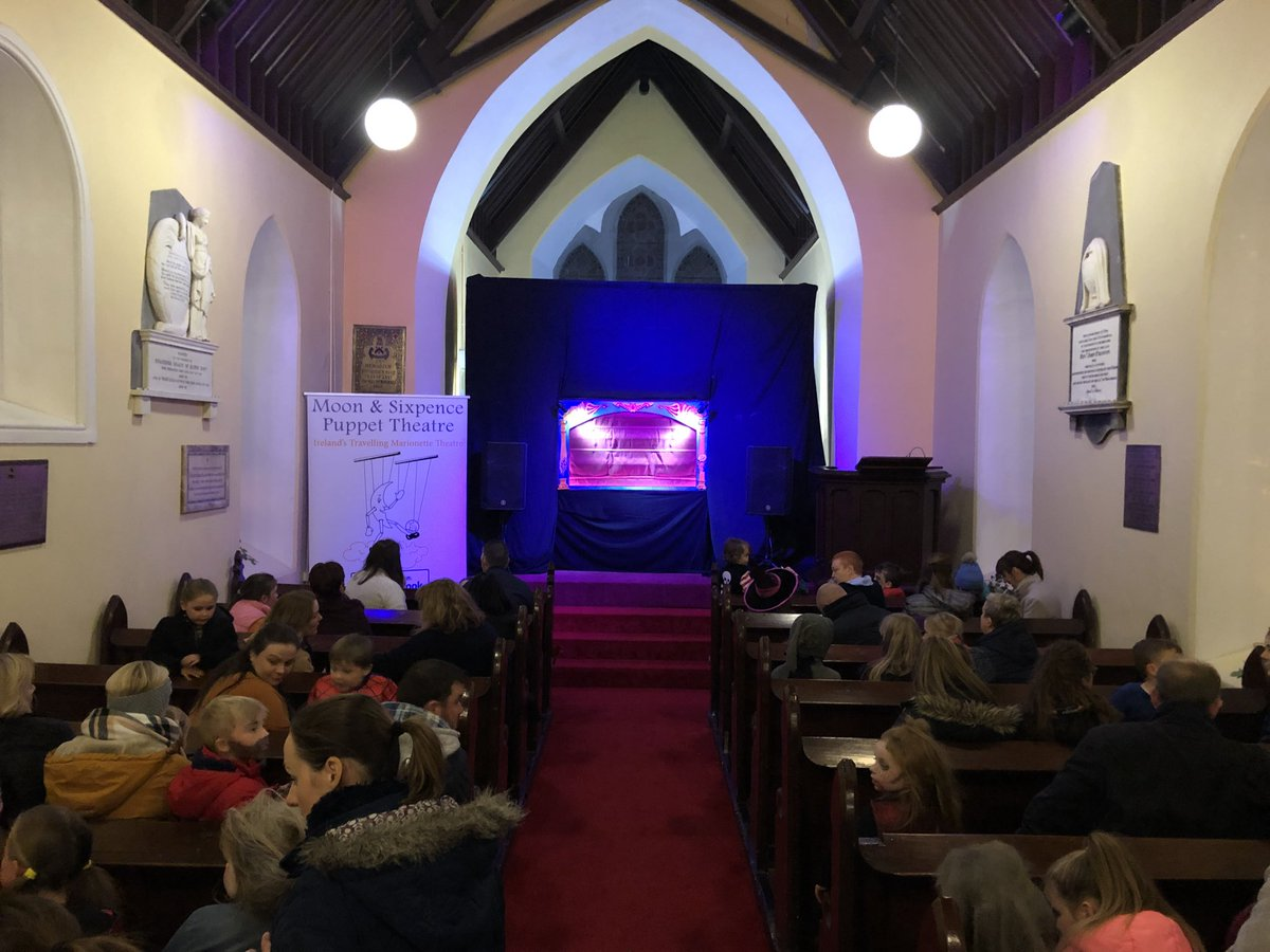 test Twitter Media - Ready for our Halloween performance of Red Riding Hood st St John's Church, Knockainey, Co Limerick... #FrTed eat your heart out! https://t.co/rNlFnUzvnp