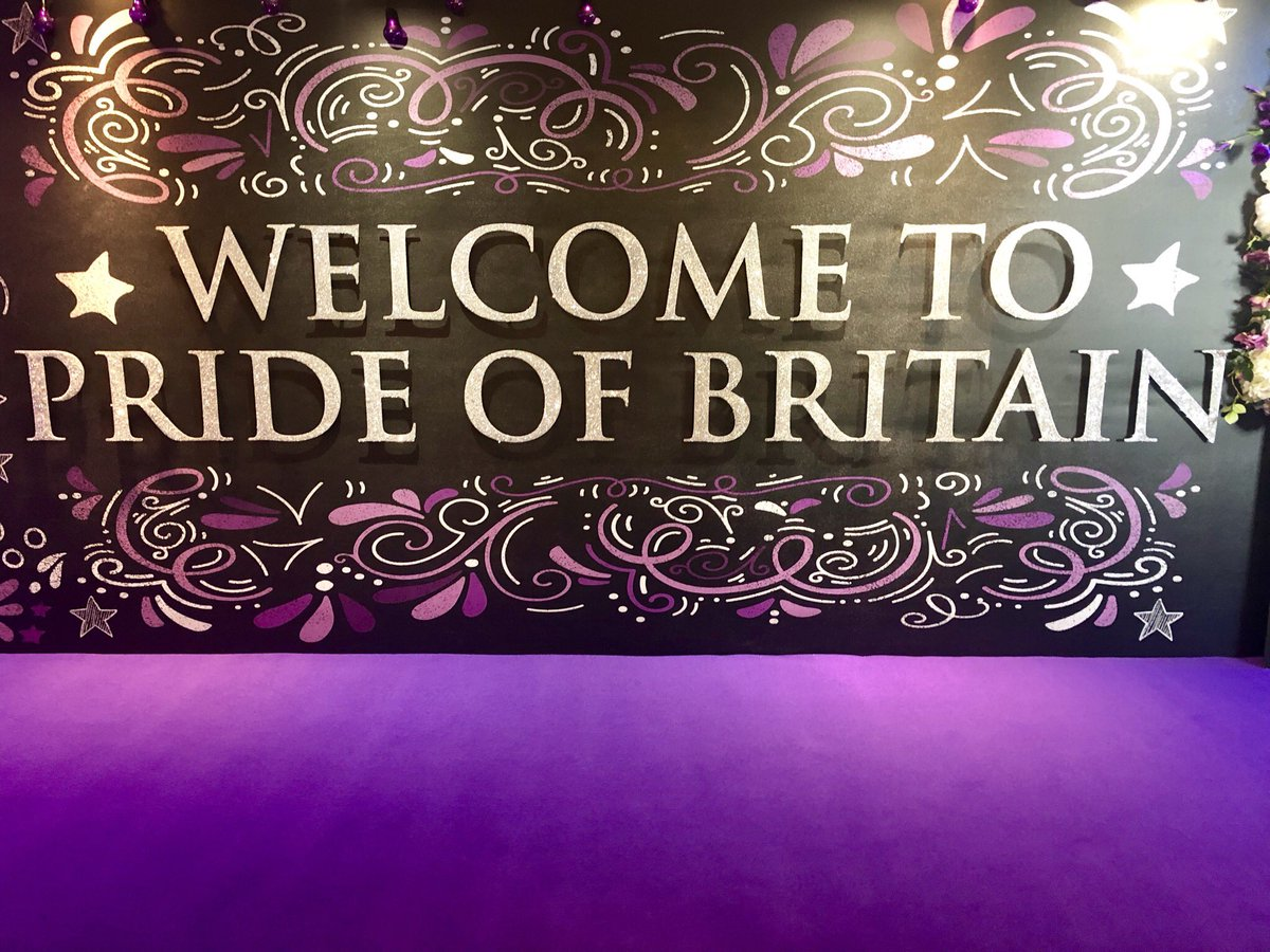 test Twitter Media - We're at the @PrideOfBritain awards again with @mattpriceITV and @markwittyitv for @itvcalendar and #ITVRegions https://t.co/rl7BiT5mxm