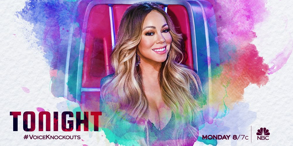 Tune in to THE VOICE tonight to watch me as the coaches' key advisor! 8/9c on NBC! @NBCTheVoice #VoiceKnockouts https://t.co/BK80kGQYxO