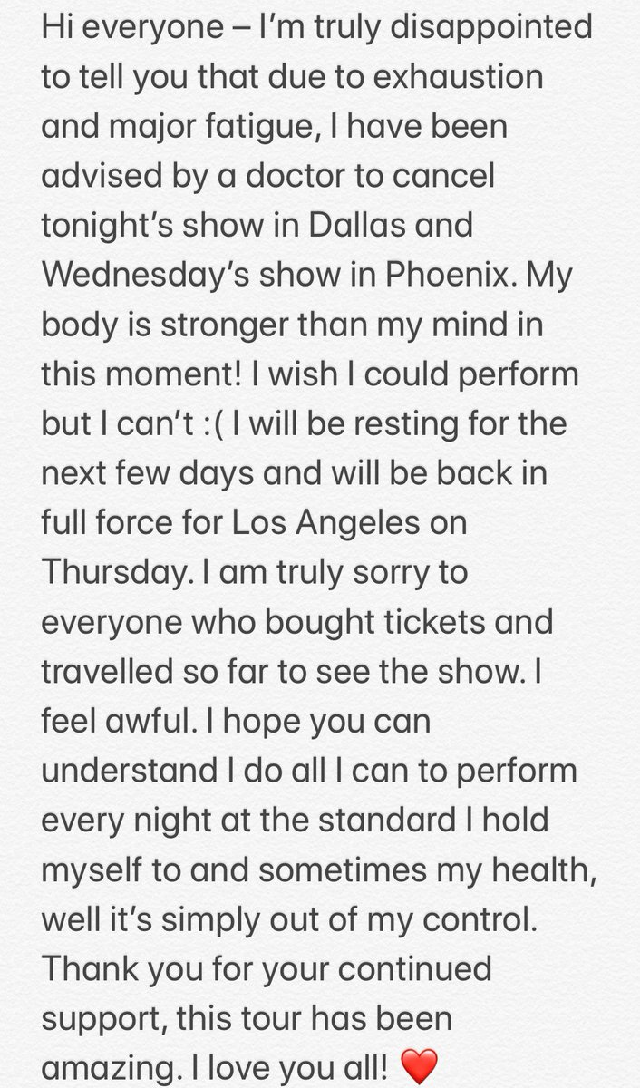To all my heartbeats in Dallas and Phoenix <3 https://t.co/i5OWsdbHvN