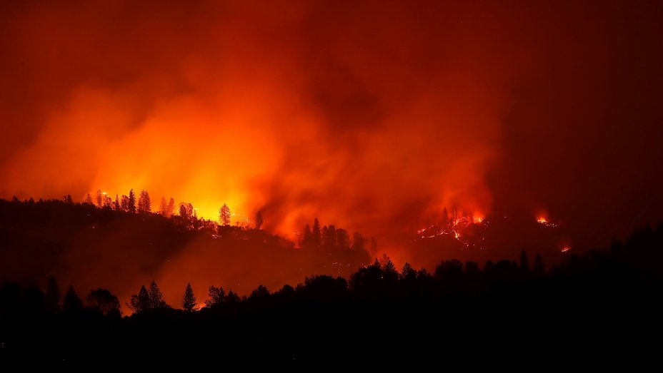 Death toll from Northern California fire increases