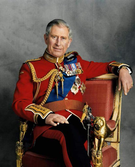 Wishing a very Happy 70th Birthday to HRH, Prince Charles!