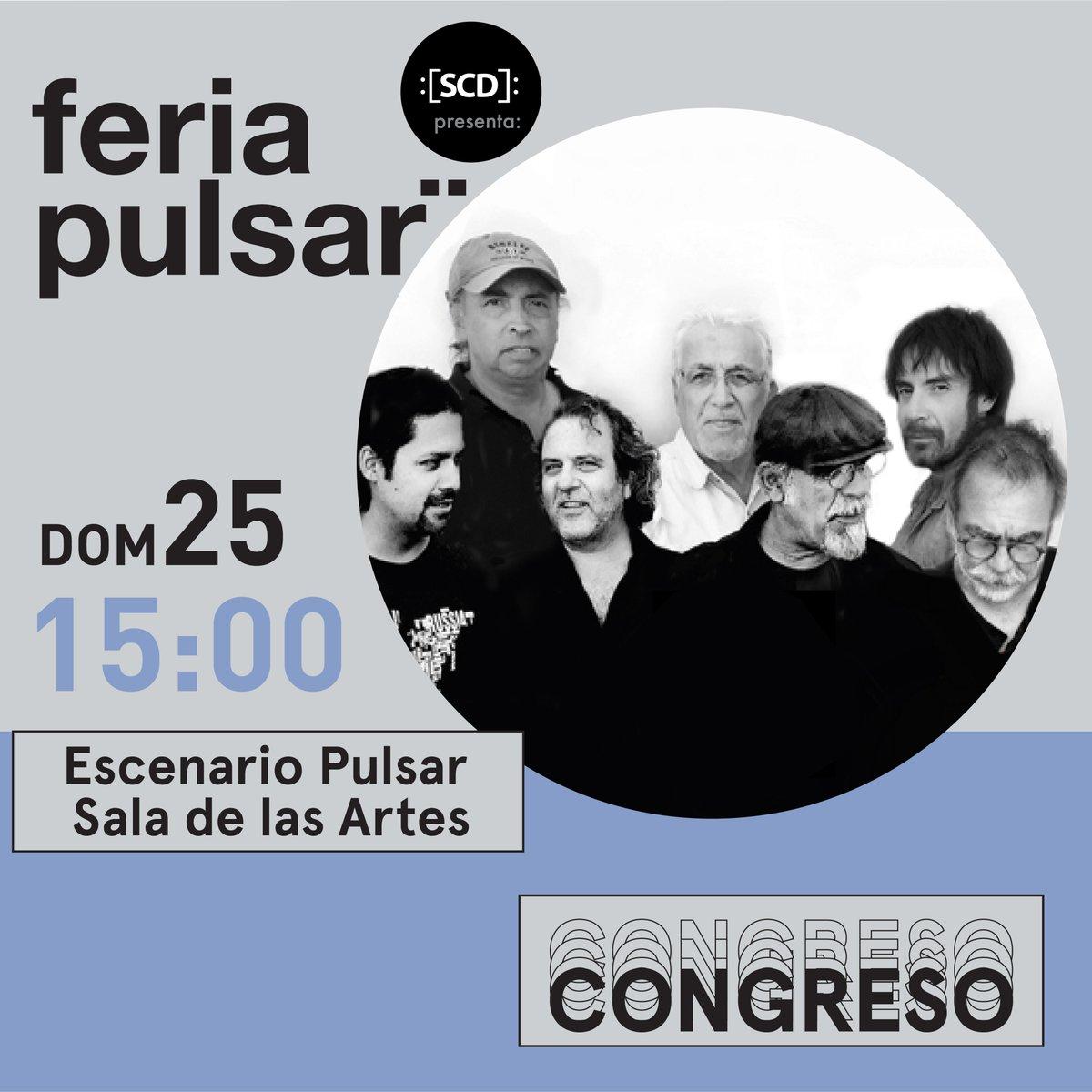 test Twitter Media - ¡Queda una semana para #FeriaPulsar2018! Revisa el programa en https://t.co/1ztmFR8VGT y compra tus entradas en https://t.co/dBVS2Jw7qr 😉 https://t.co/fPA9Y7nEMp