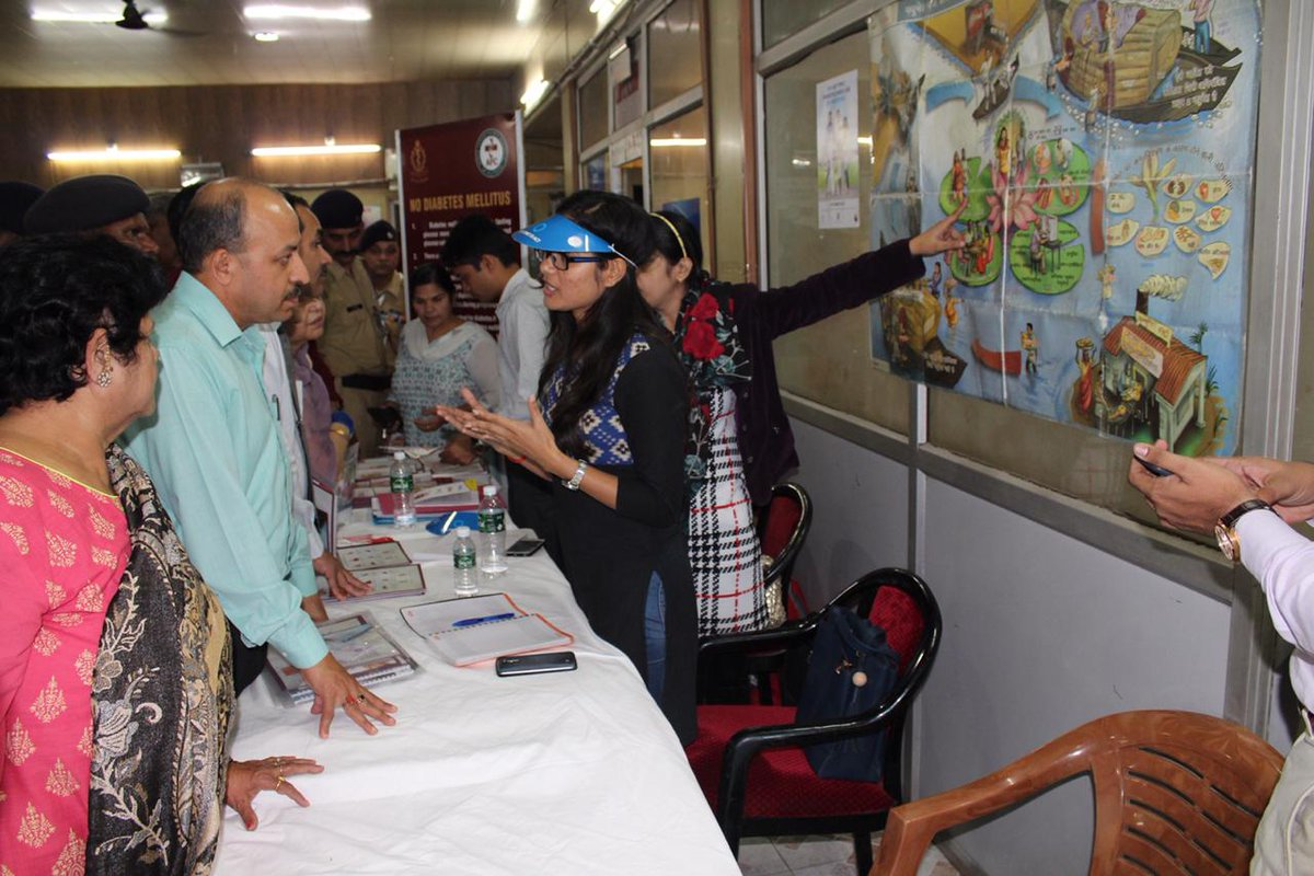 test Twitter Media - On occasion of #World #Diabetes day, #patient interactive session was conducted at AFC.  The key emphasis of this #interaction was to empower patients to be partners in diabetes management and prevention. Eighty six people including combatants, families and veterans attended it. https://t.co/MPslfZR34v