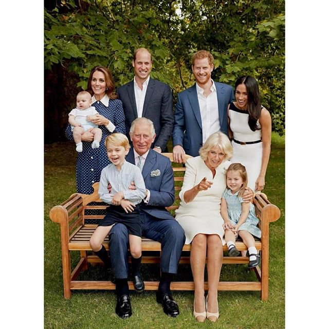 Hotel 41 wishes Prince Charles and the rest of The Royal Family a very Happy 70th Birthday!!