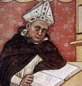 test Twitter Media - Today is the Feast of St. Albert the Great. His writings served as an encyclopedia of human knowledge at the time in physics, geography, astronomy, chemistry, biology, mathematics, scripture, philosophy and theology. https://t.co/Ahv85kyChN