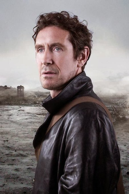 Happy birthday to the best Doctor, Paul McGann!