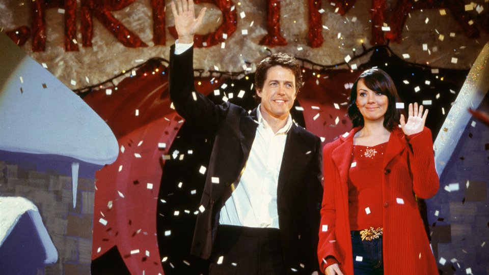 The cast of 'Love Actually', then and now