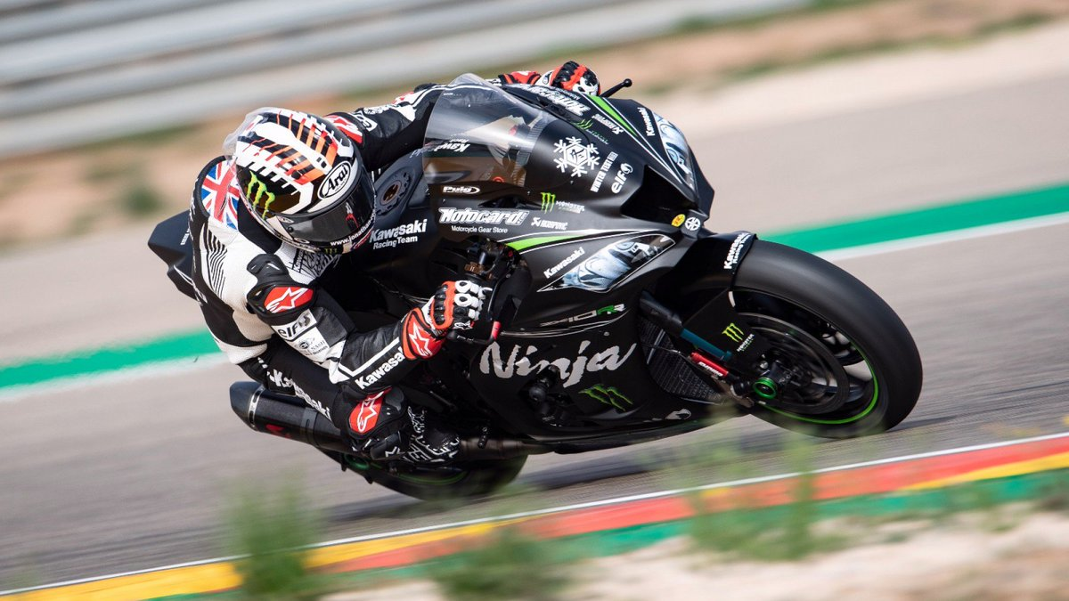 test Twitter Media - .@jonathanrea ends day one of 2019 testing on top as @chazdavies7 finds his feet  Find out how the V4 R got on in the opening day of 2019 testing  📰REPORT| #WorldSBK https://t.co/ab8oaGrNIv https://t.co/Pgf0Lkfkli