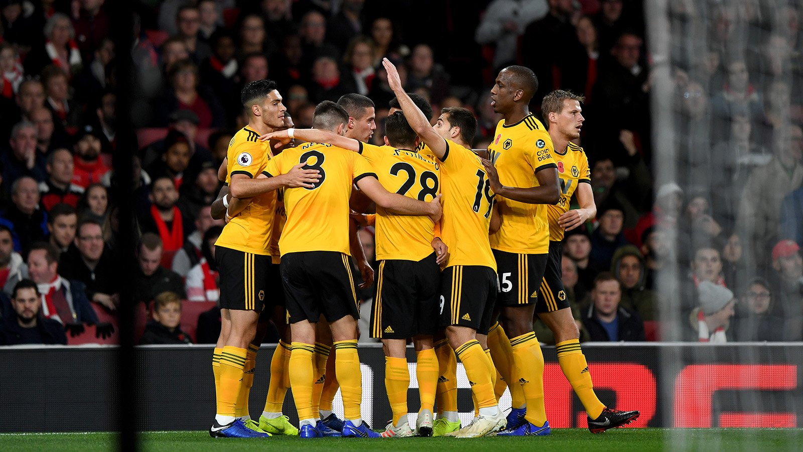 All the key action from Wolves' 1-1 @premierleague draw at @Arsenal on Sunday afternoon. #ARSWOL   🎥⚽️ https://t.co/V9b0S9HXmv