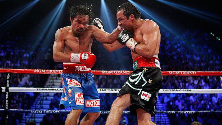 #OnThisDay: Third time unlucky for Juan Manuel Marquez against Manny Pacquiao: https://t.co/U2vPTO5eQP https://t.co/VwTqEi7GqQ