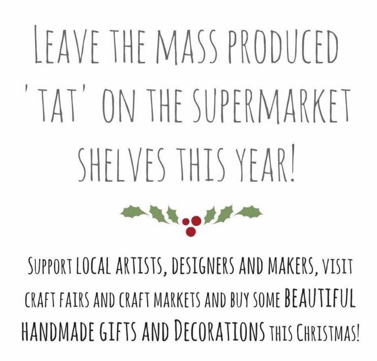Image for Hear hear! #buylocal #handmade #crafts #gifts #Christmas #bespoke #supportart https://t.co/S5pfeyQNN8