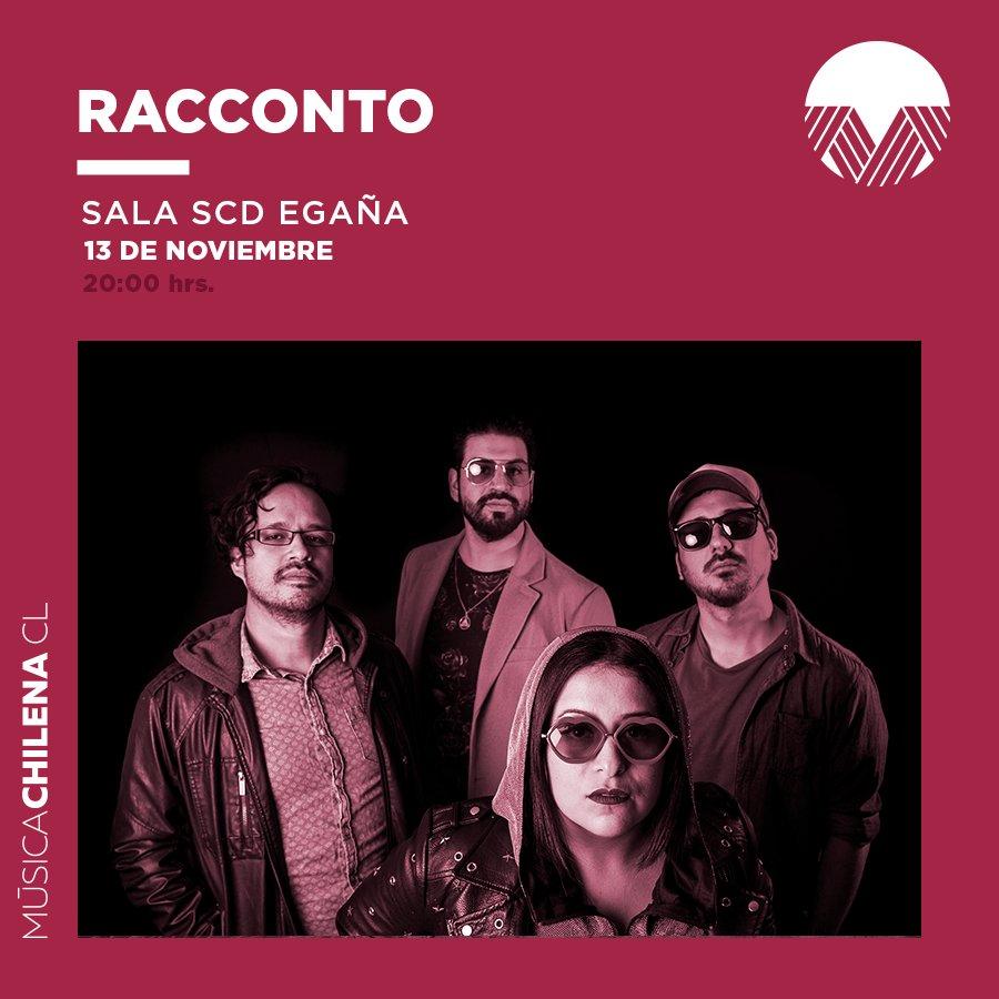 test Twitter Media - #Racconto, @Jodelase Banda, @Lucybelloficial  y @Manugarpez son algunos de los artistas que estarán sonando esta semana.  Revisa el resto de tocatas aquí: https://t.co/CpKR0YA3XL 👏 https://t.co/qFZuURna2e