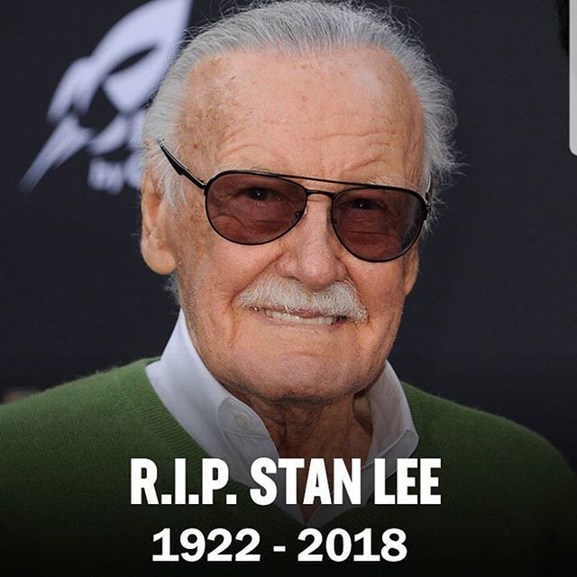RT @TheMarvelvsDC: You'll be missed #StanLee! https://t.co/Hb0WWpTff0