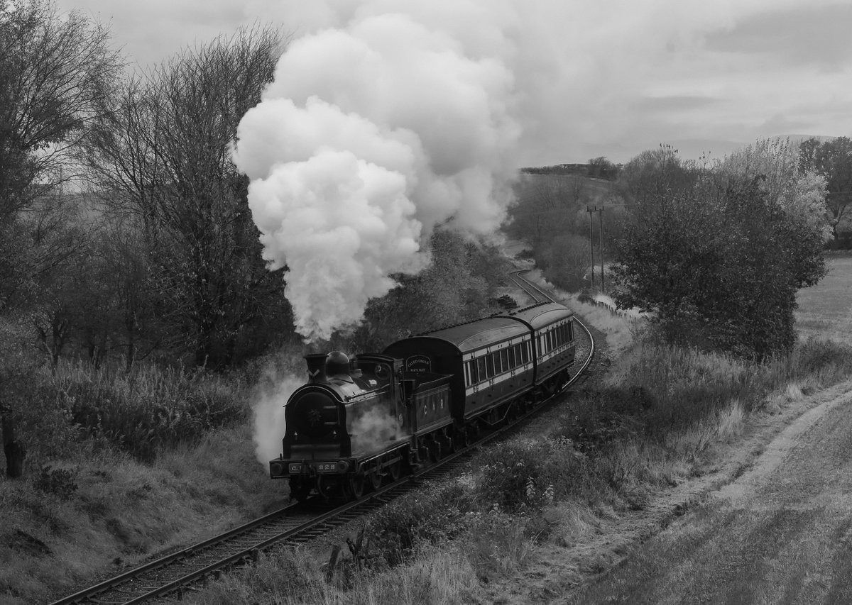 test Twitter Media - RT @SirHectorMunro: Steaming on the Bo'ness Line.   @bonessrailway @srpssteam https://t.co/0hCa2cm9Ou