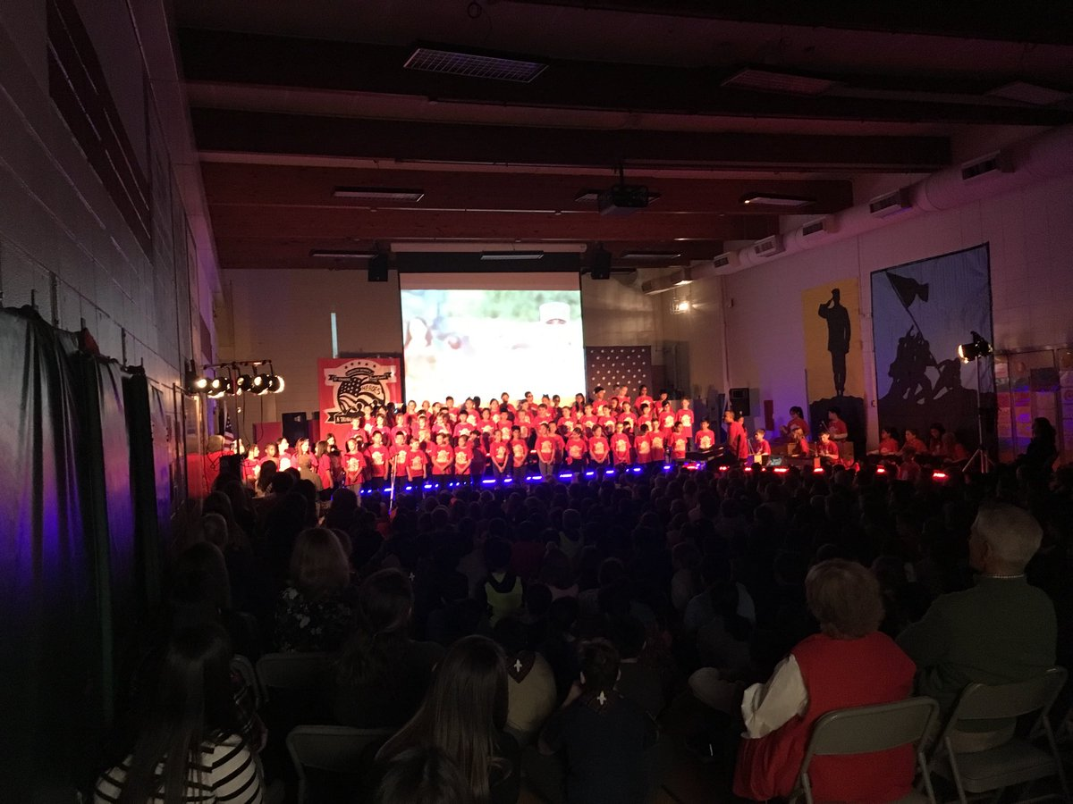 test Twitter Media - congratulations to our fourth graders and their incredible veterans day show! thank you to all veterans! #d30learns https://t.co/2Oi1ftTNbQ