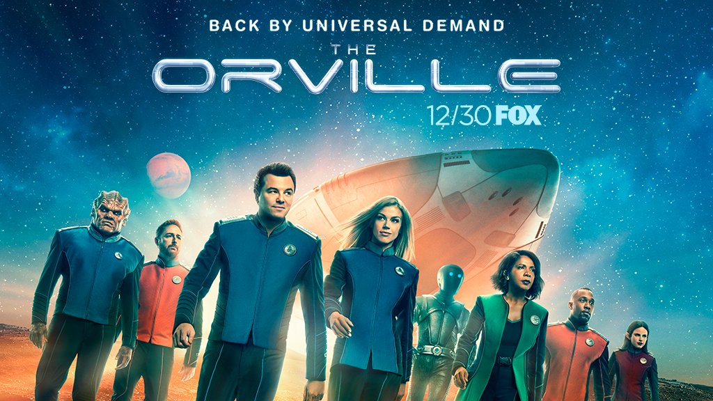 The Orville 2x05 Espa&ntildeol Disponible