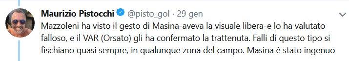#Mazzoleni