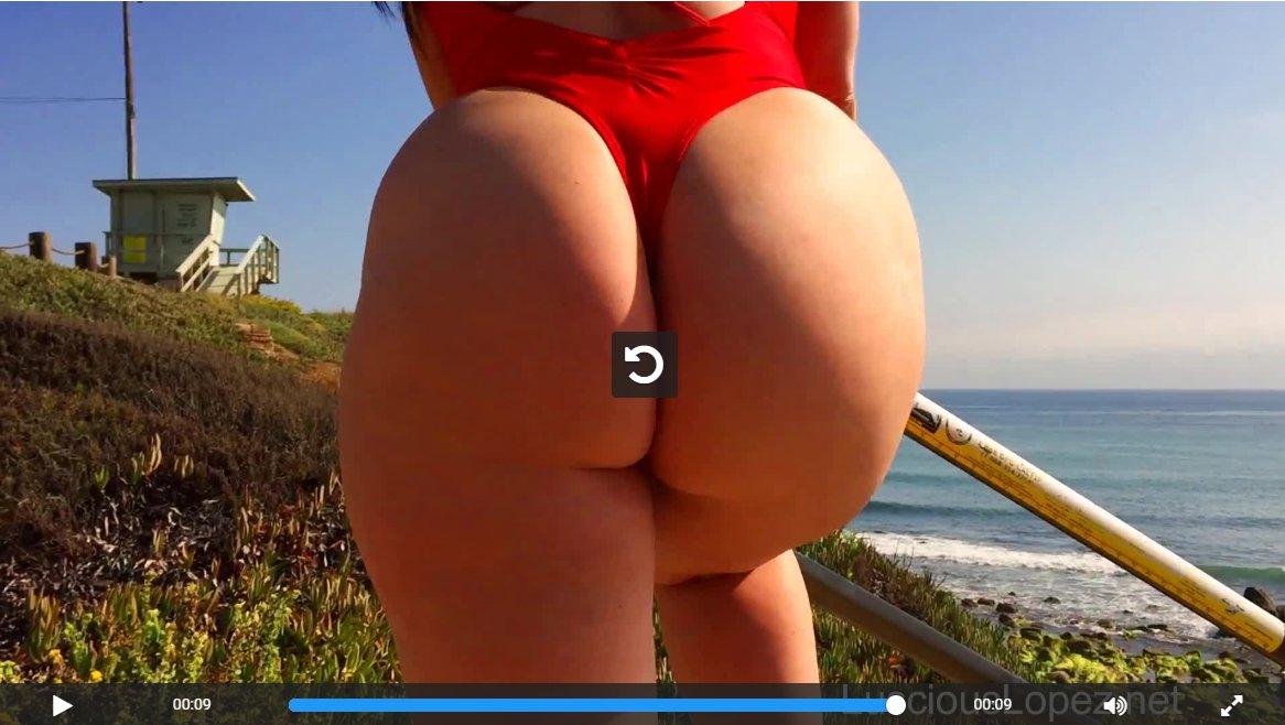 Luscious Lopez red thong swimsuit r4zVV6kuRr bkwnJnOHbD
