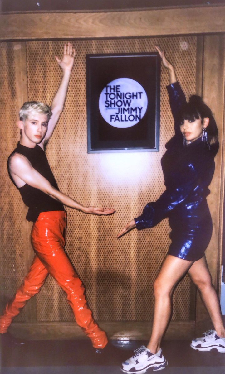 ???? TUNE IN TO @FALLONTONIGHT AND WATCH @TROYESIVAN & I PARTY LIKE IT'S 1999!!!! LETS GO NBC 2NIGHT 11.35PM ET/PT ???? https://t.co/1lzDLqvj6O