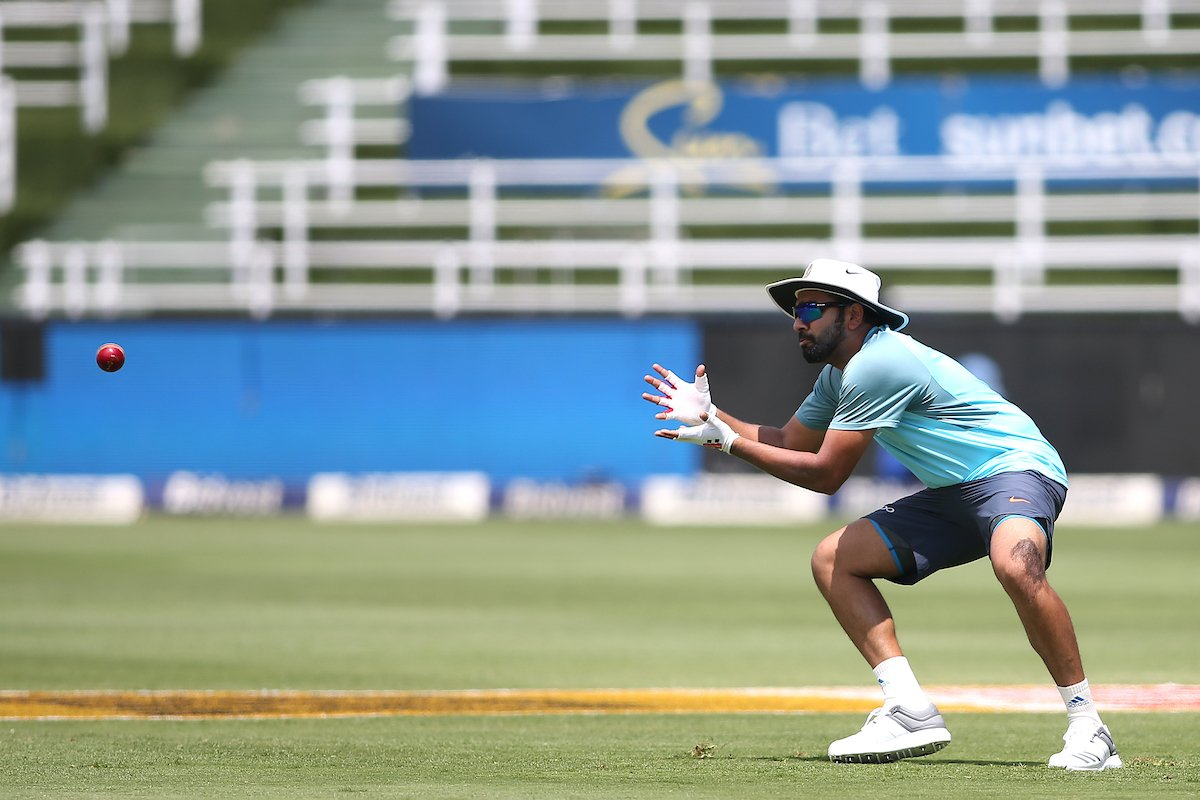 UPDATE: Rohit Sharma rested from India A's four-day match against New Zealand A.   Details - https://t.co/eF0sMiH6Ix https://t.co/D81KoSXlfK