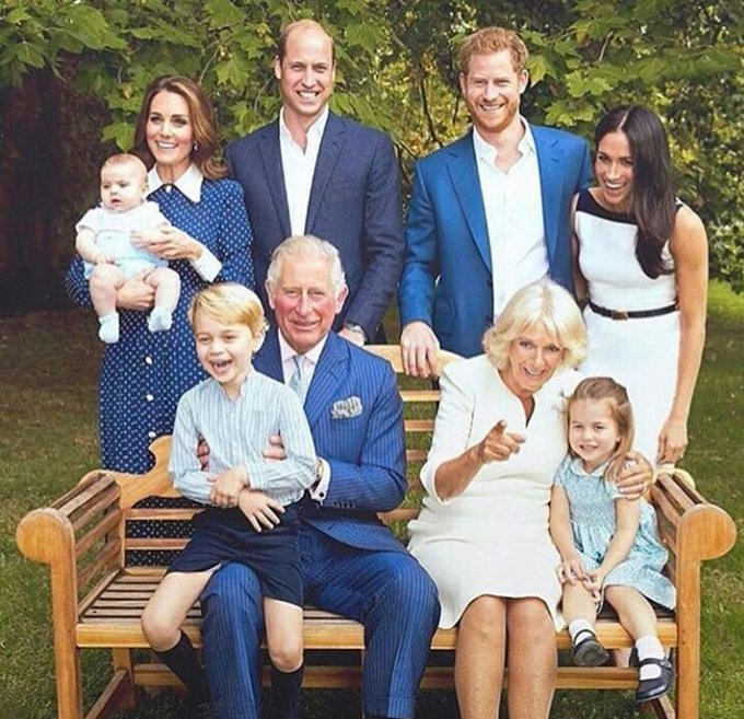 Happy Birthday Prince Charles!! You have an absolutely beautiful family!