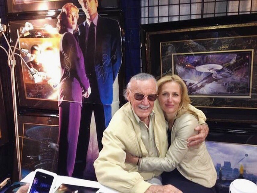My man Stan. May you rest in a more peaceful Universe. https://t.co/bxT0mPU3Mj
