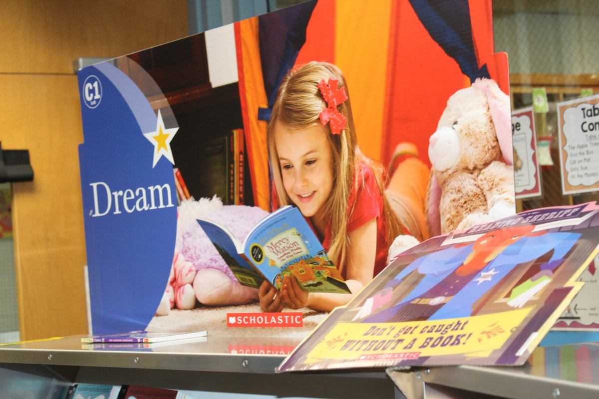 test Twitter Media - Build-up your bookshelves while supporting Wescott's PTO & our students by visiting the Book Fair from Nov. 14-16 in the LMC. Online ordering available until November 21 at https://t.co/8zqbiaIm4s #d30learns https://t.co/cX895JVI5S