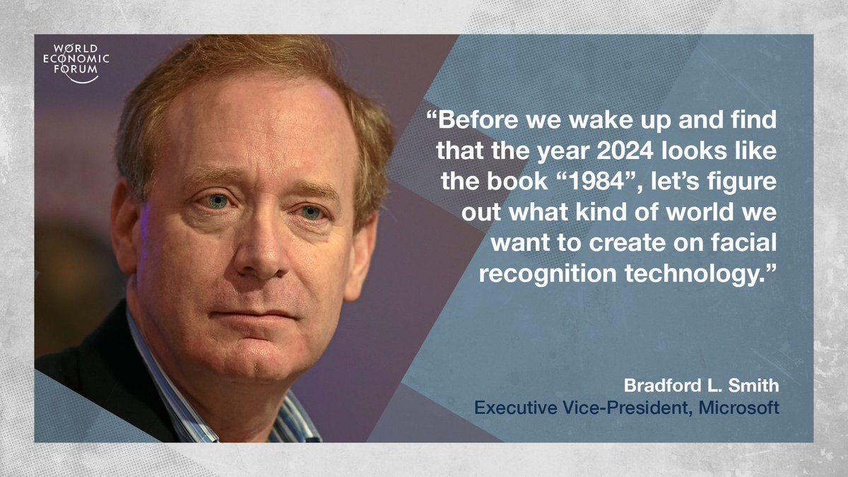 test Twitter Media - Quote of the Day from Bradford L. Smith, Executive Vice-President of Microsoft.   Learn more about the pitfalls of facial recognition technology: https://t.co/zwPzabrDmk #technology #ArtificialIntelligence https://t.co/EdUpAlgn4d