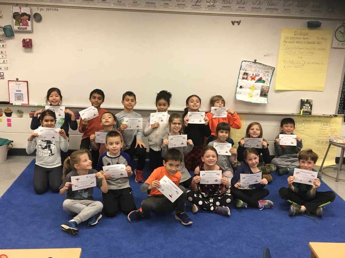 test Twitter Media - Students in @dkellyWB all earned their iPad permits for the culmination of their digital citizenship program! #d30learns https://t.co/Bw1JYtXOQ9