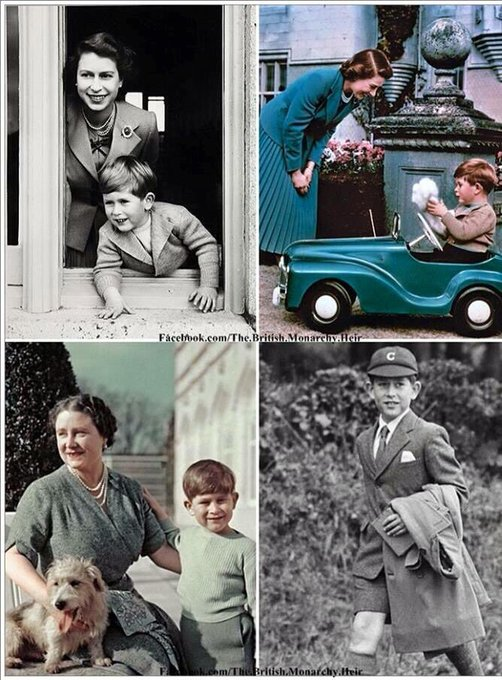 Happy 70th birthday to Prince Charles. The boy who will be king is still waiting!