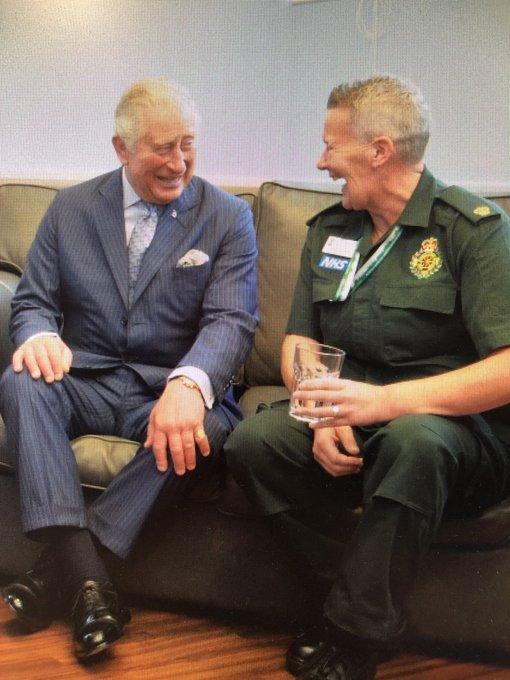 Wishing HRH Prince Charles a happy 70th birthday celebration....
