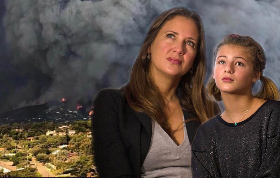 Dramatische Flucht: So entkam Dana Schweiger den Waldbränden in #Kalifornien. https://t.co/OfDb2Gdv9t https://t.co/mxBYs2I0hs