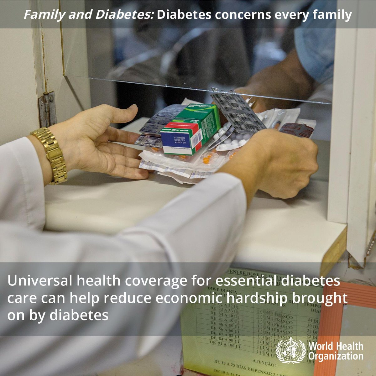 test Twitter Media - Diabetes can be a large financial burden for people with #diabetes and their families. We need universal health coverage for essential #diabetes care so we can help these families reduce the economic hardship caused by diabetes #HealthForAll #WorldDiabetesDay https://t.co/b3wNFzqJ9a