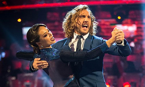Strictly Come Dancing's Katya Jones and Seann Walsh will reunite for this reason: